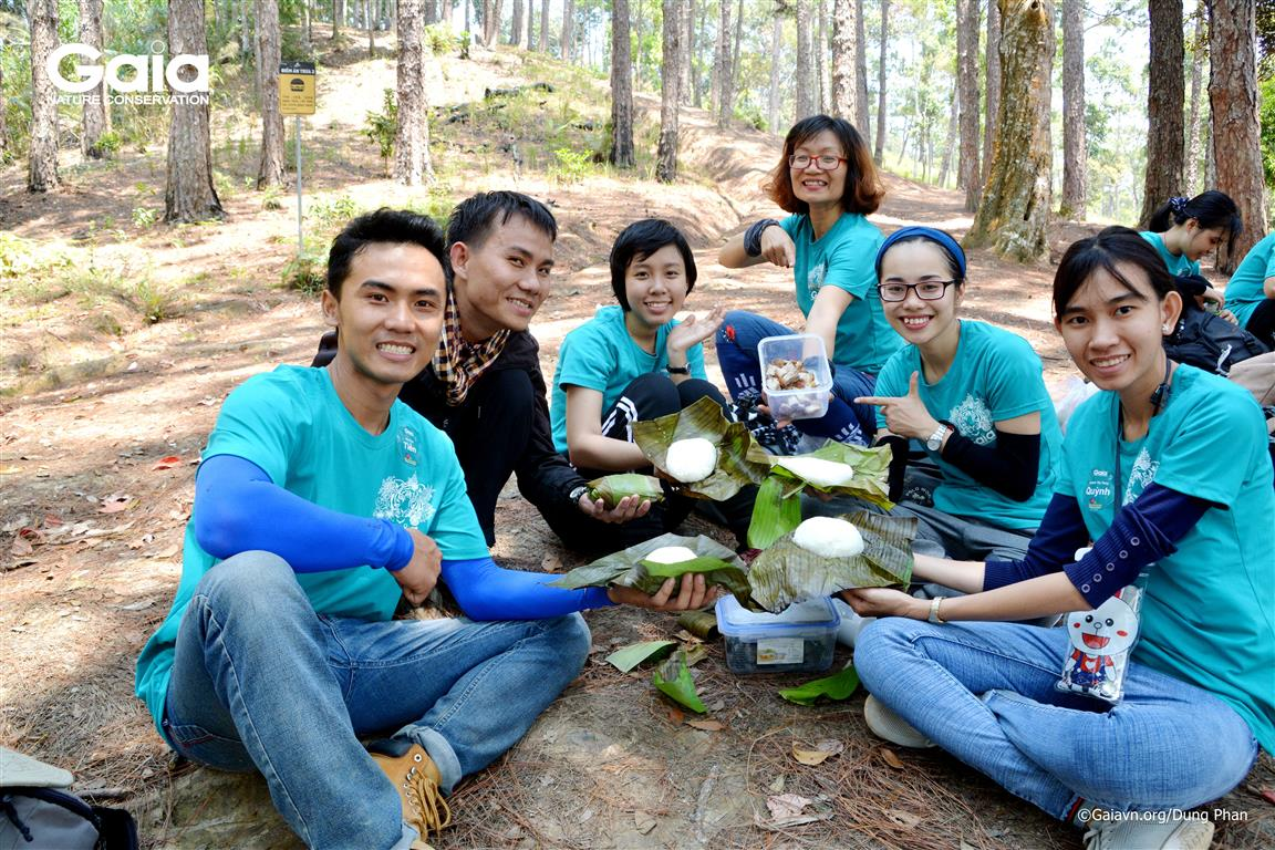 Bữa trưa thân thiện với môi trường