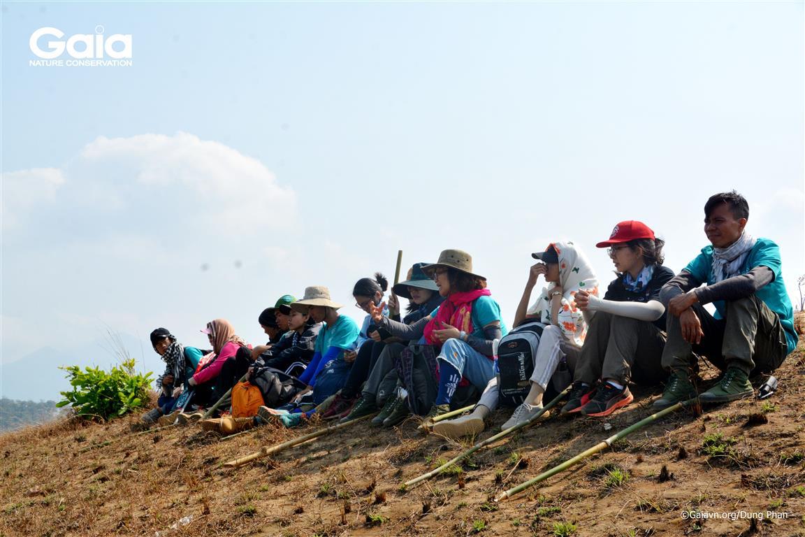 Nghe kể chuyện Vườn Quốc gia Và Khu bảo tồn Thiên nhiên Việt Nam