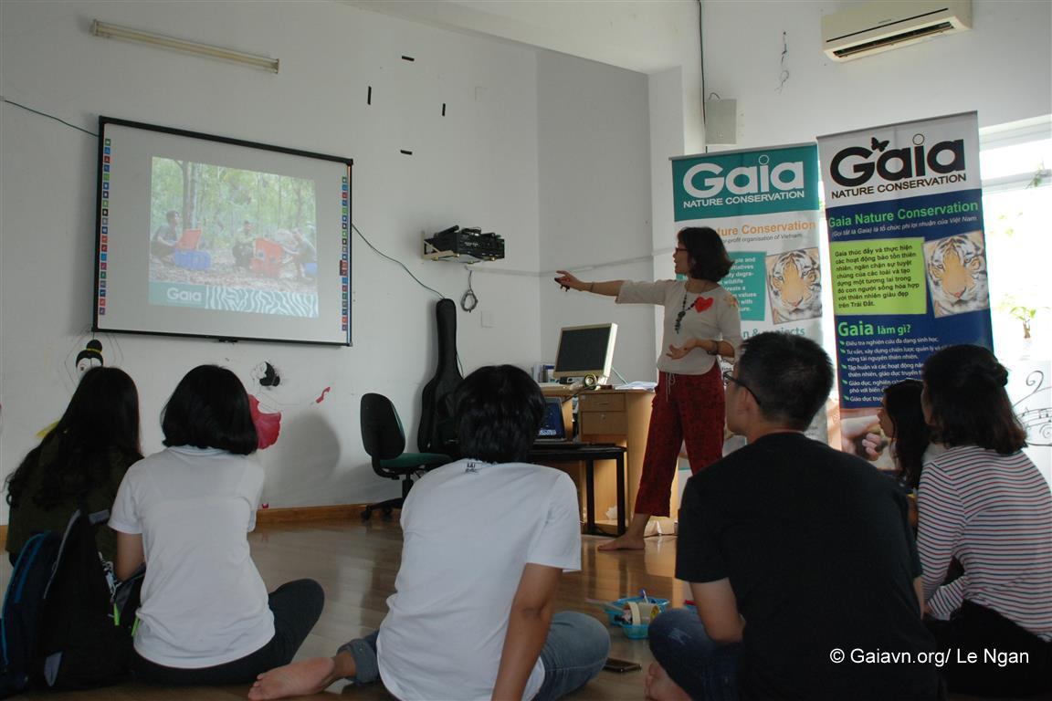 Tìm hiểu về nghề bảo tồn ở Việt Nam