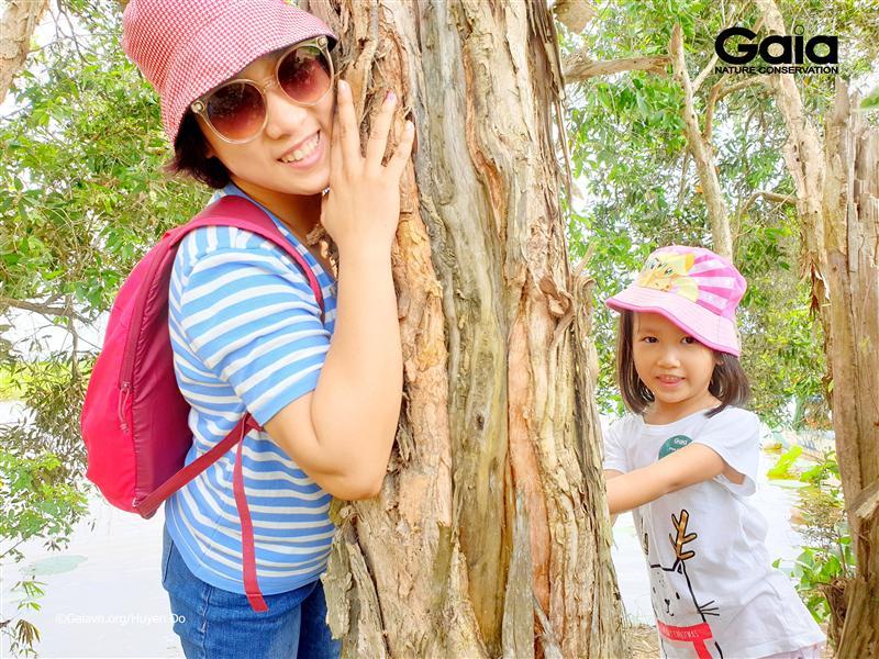 m cây, cảm nhận sức sống mãnh liệt từ thiên nhiên.