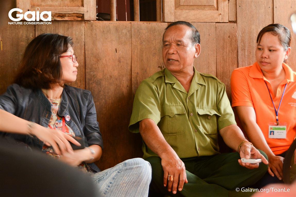Tìm hiểu sự tham gia của cộng đồng trong bảo tồn rừng.