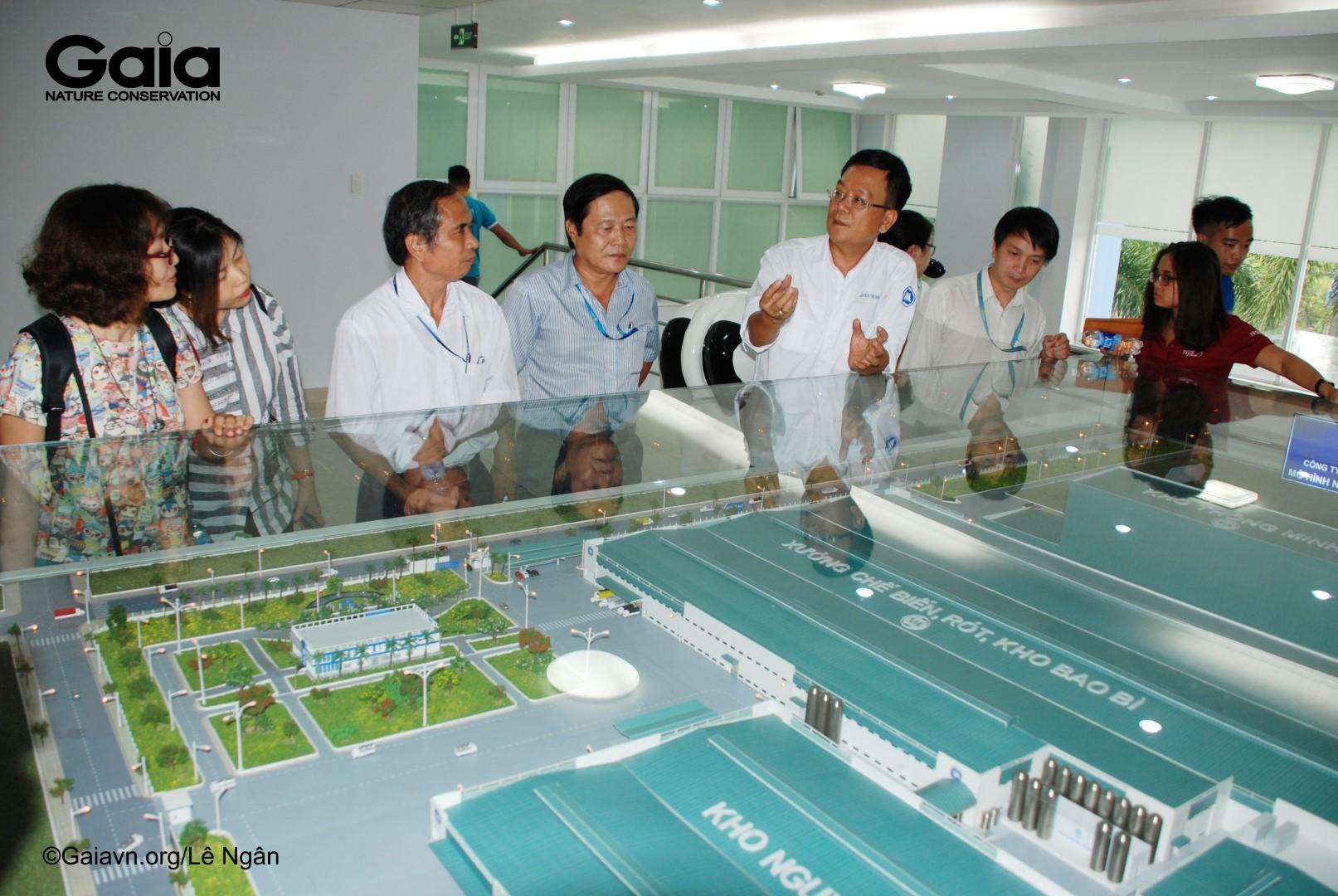Giới thiệu quy mô Siêu nhà máy Vinamilk