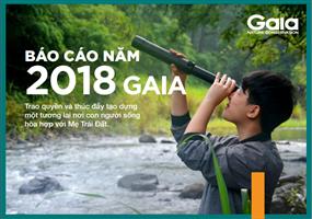 BÁO CÁO HOẠT ĐỘNG NĂM 2018- GAIA