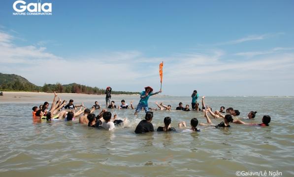 Học tập trải nghiệm thiên nhiên chuyên sâu tại Vũng Tàu