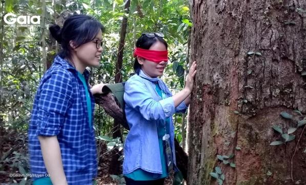 Trải nghiệm hoang dã để học về thiên nhiên